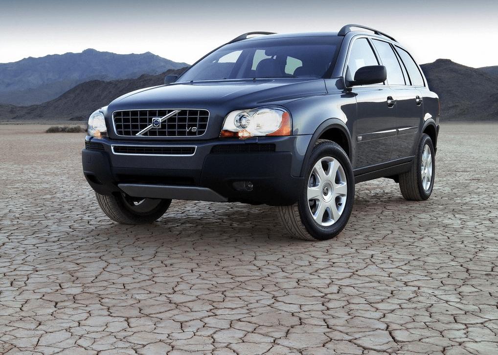 2004 Volvo XC90 V8