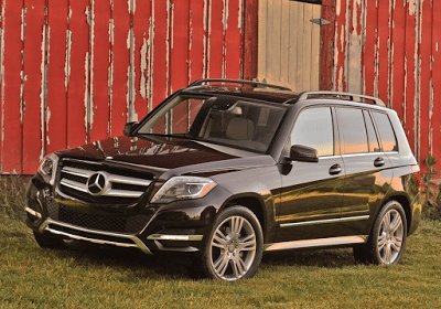 2014 Mercedes-Benz GLK350 4Matic black