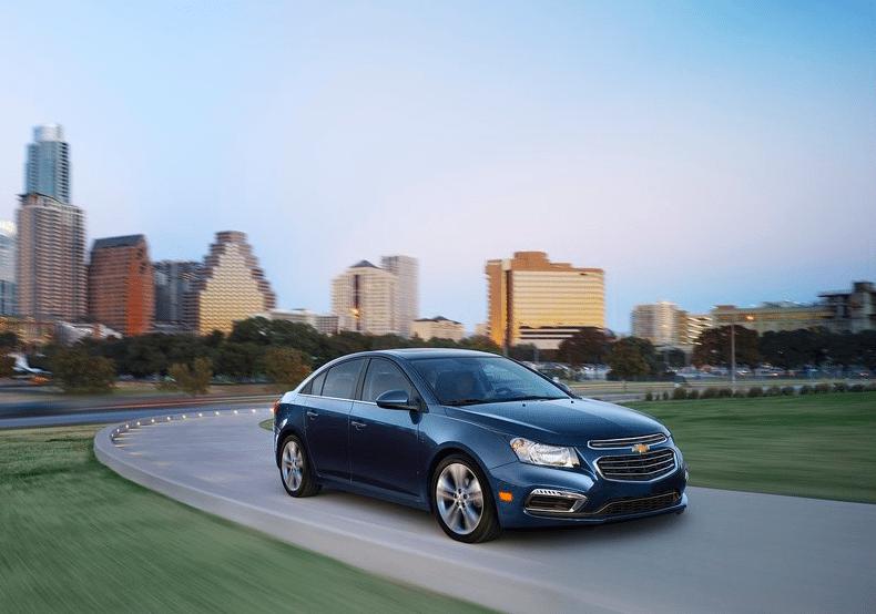 Chevrolet Cruze Sales Figures Gcbc