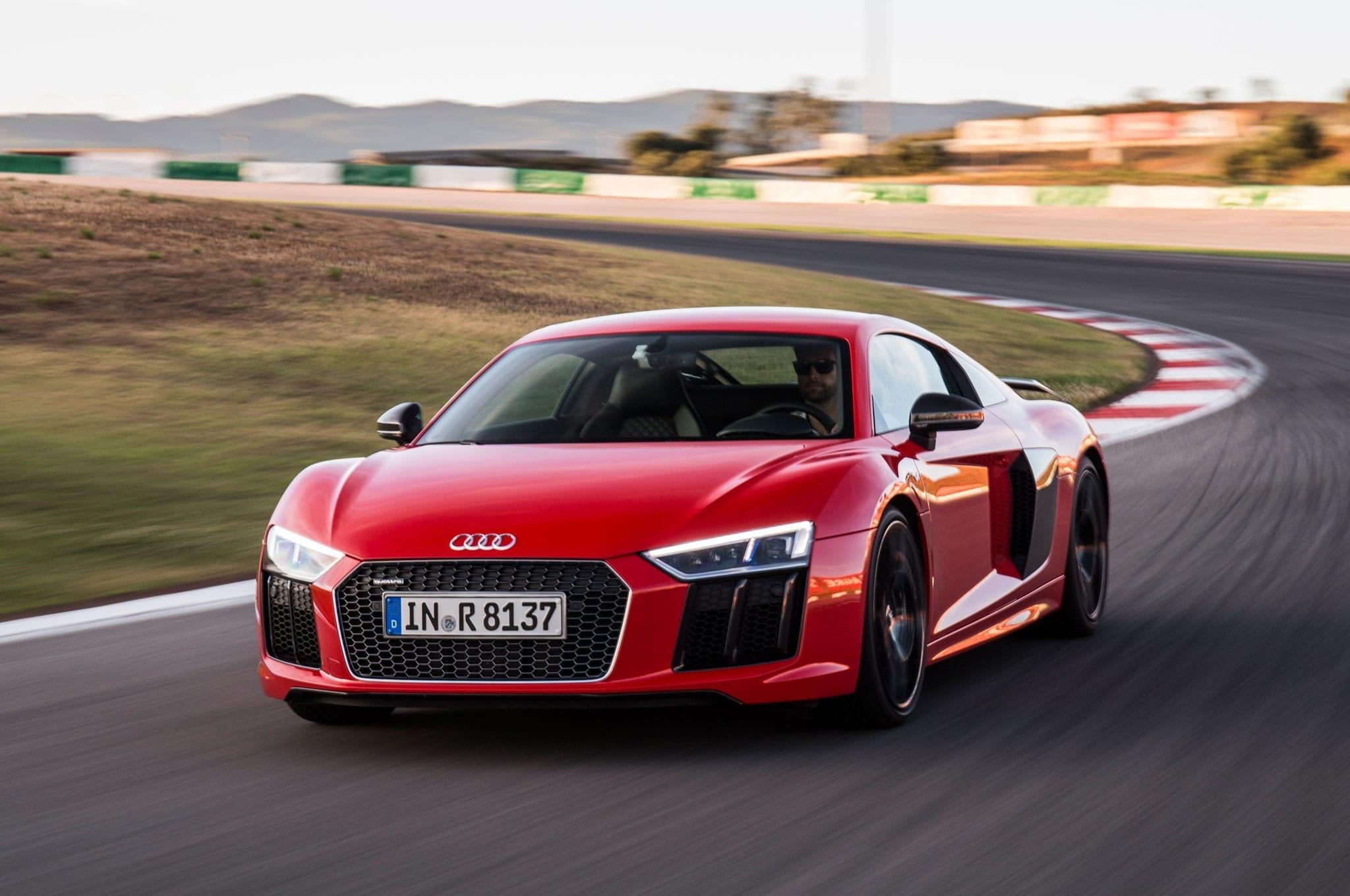 Audi R8 Sales Reports