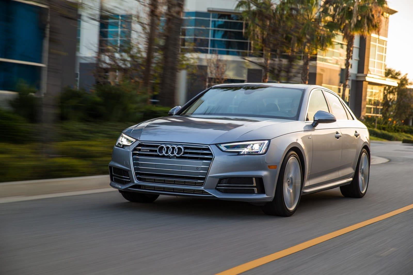 Audi A4 Sales Reports