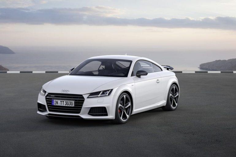 Audi TT Sales Reports