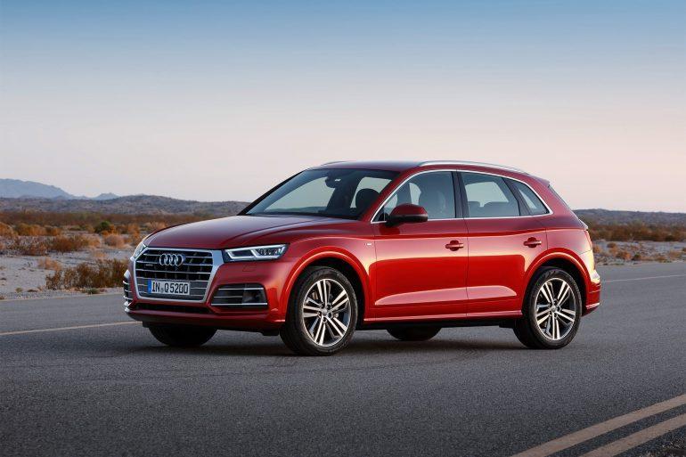 Audi Q5 Sales Reports