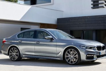 BMW 5 Series Sales Reports