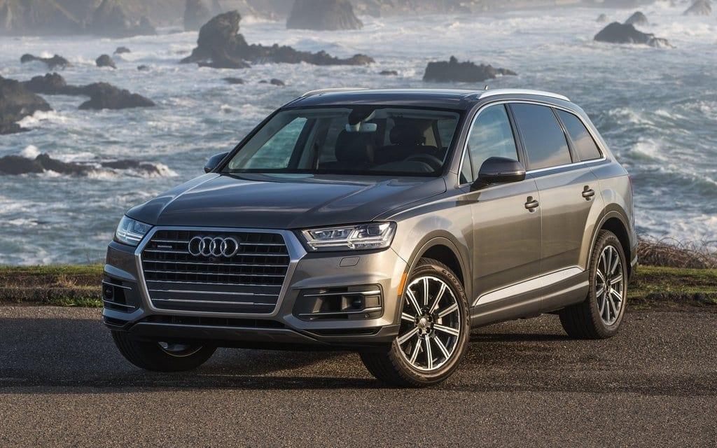Audi Q7 Sales Reports