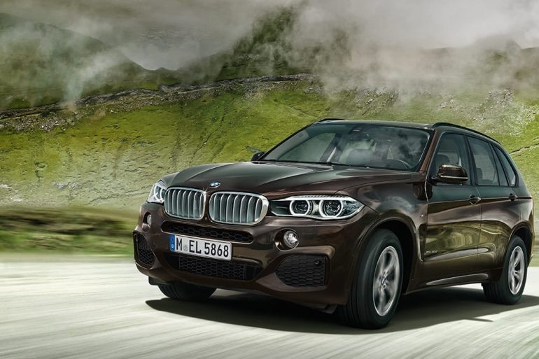 BMW X5 Sales Reports