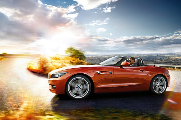 BMW Z4 Roadster Sales Reports