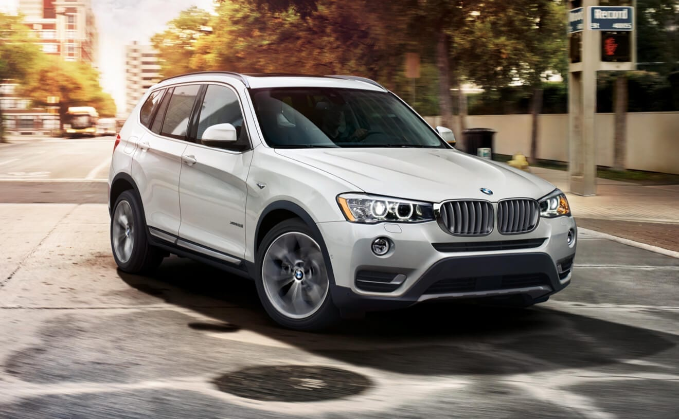 BMW X3 Sales Reports