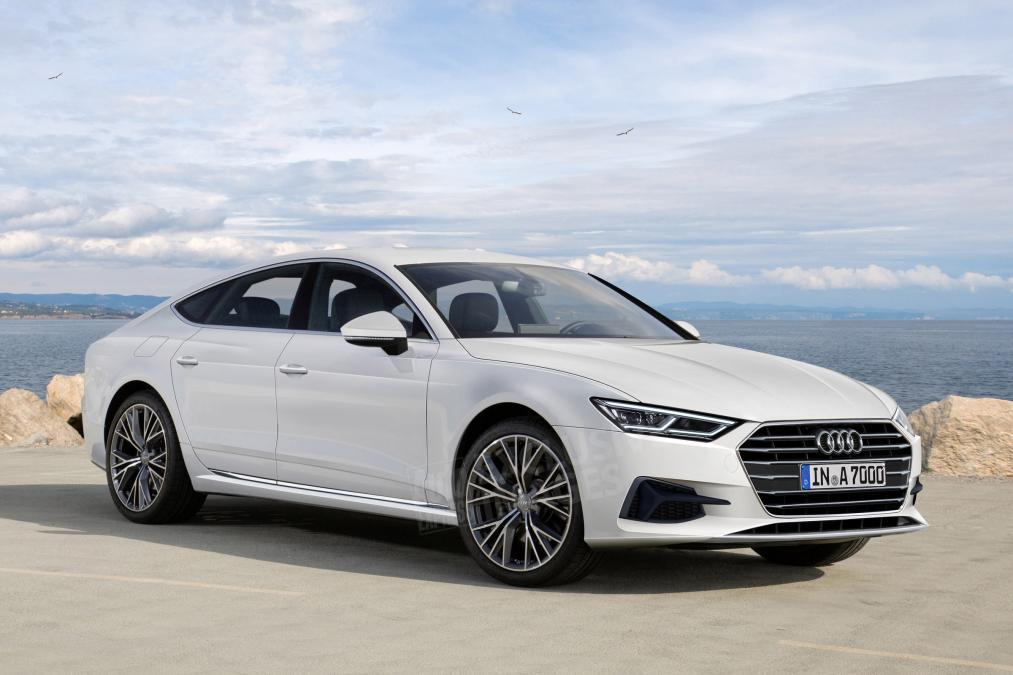 Audi A7 Sales Reports