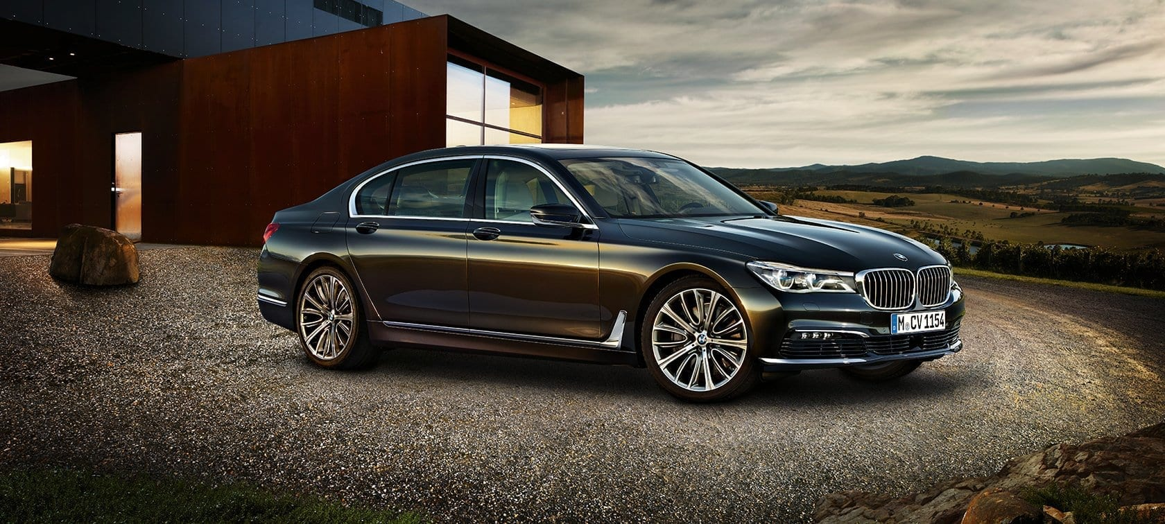 BMW 7 Series Sales Reports
