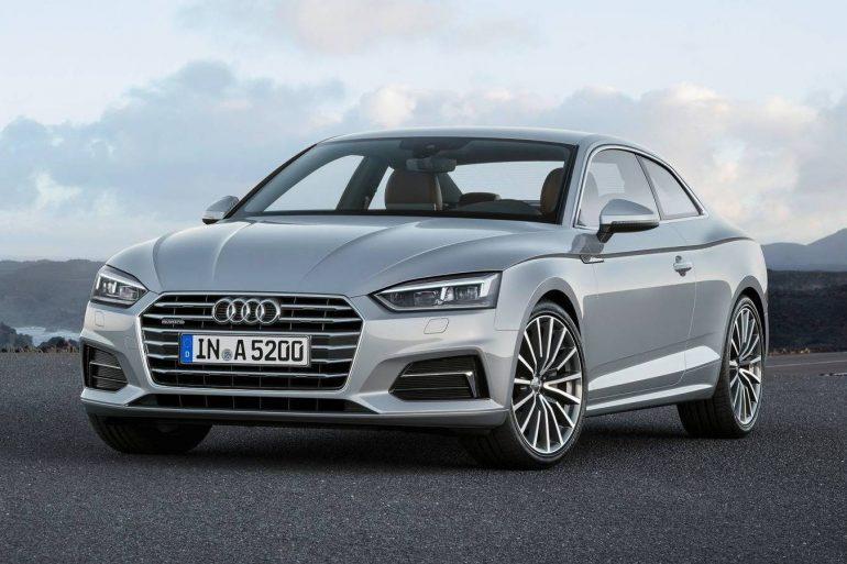 Audi A5 Sales Reports