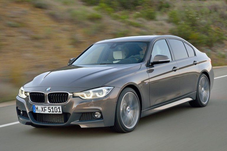 BMW 3 Series Sales Reports