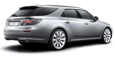 2011 Saab 9-5 SportCombi