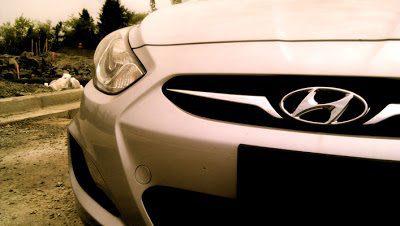 Hyundai Accend Headlamps