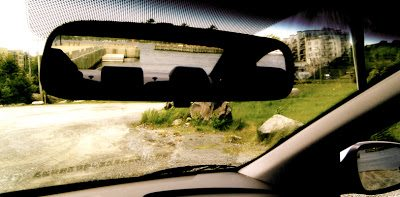Hyundai Accent Rearview Mirror