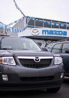 Mazda Tribute At Dealership