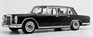 1963 Mercedes-Benz 600 Pullman Limousine
