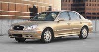 2005 Hyundai Sonata Beige