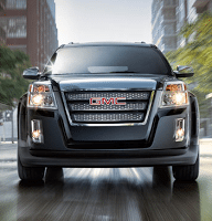 2011 GMC Terrain SLT-2 Carbon Black Metallic