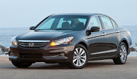 2011 Honda Accord Brown