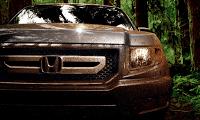 2011 Honda Ridgeline Grille
