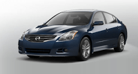 2011 Nissan Altima Blue