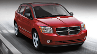 2011 Dodge Caliber Red