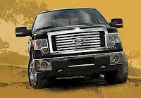 2011 Ford F-150 Grille