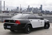 2012 Chevrolet Caprice Police Patrol Vehicle