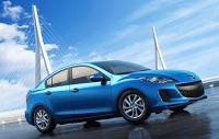 2012 Mazda 3 Sedan Blue