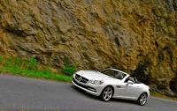 2012 Mercedes-Benz SLK350 White