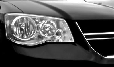 2011 Dodge Grand Caravan Headlight