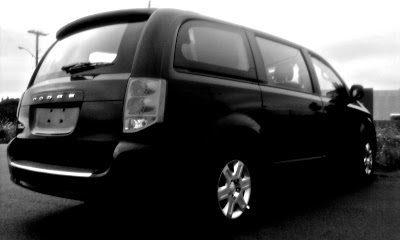 2011 Dodge Grand Caravan CVP Rear Three Quarter