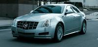 2012 Cadillac CTS Sedan Silver