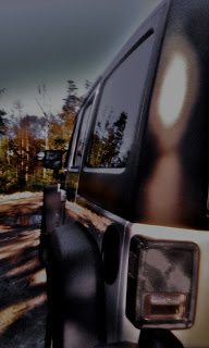 2012 Jeep Wrangler Unlimited Taillights