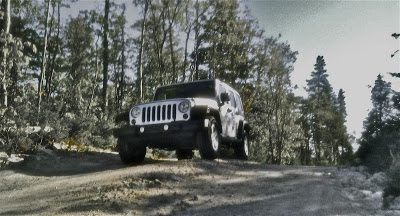 2012 Jeep Wrangler Unlimited Sport Off Road
