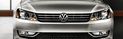 2012 Volkswagen Passat Grille