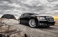 2011 Chrysler 300 Black