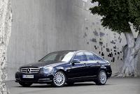 2012 Mercedes-Benz C-Class Black