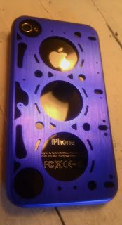 id America iPhone Gasket Case