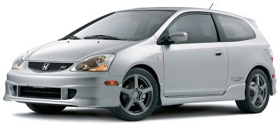 2004 Honda Civic Si FPP