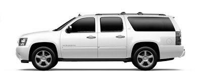 2011 Chevrolet Suburban 1500 4WD LTZ