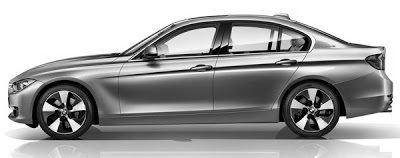 2013 BMW 3-Series Sedan Profile
