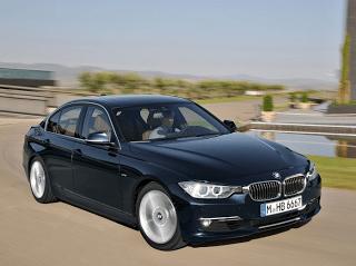 New BMW 3-Series Black