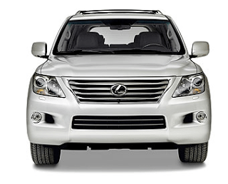 2011 Lexus LX570