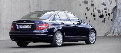 2012 Mercedes-Benz C250 CDI