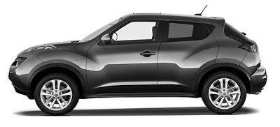 2012 Nissan Juke Grey