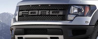 Ford Raptor Grille