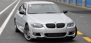 2011 BMW 335is Coupe Silver