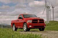 2012 Dodge Ram 1500 Express Red